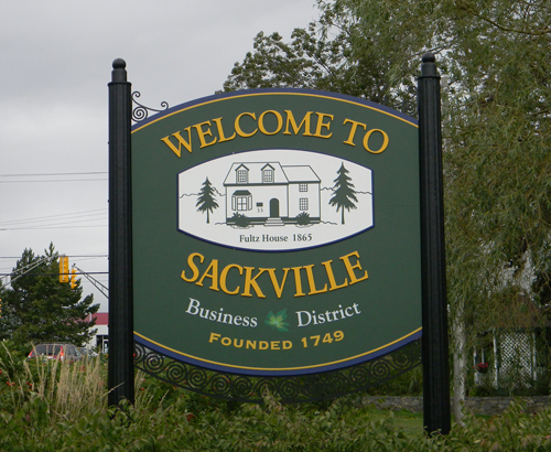Welcome to Sackville